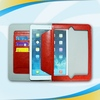 competitive factory, pu leather stand smart cover case for ipad mini