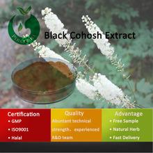 Manufacturer black cohosh p.e black cohosh extract