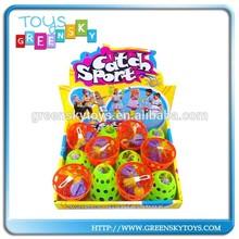 boy toy plastic catch ball