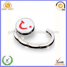 Wholesale Custom Logo Purse Hanger Hook