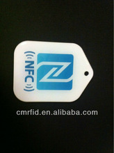 RFID custom printed nfc tags for samsung galaxy s4