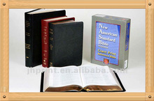 different cover material for book printing with case bound