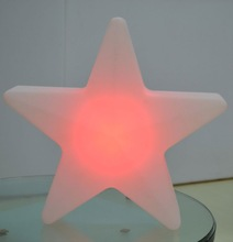 LED christmas tree ball decoration/glass art and craft