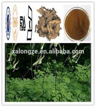 Triterpene Glycosides2.5~8 % Black Cohosh Extract CAS NO: 8047-15-2
