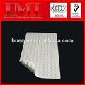 Caldo iso9001 14001 rohs certificato personalizzato stampato naturale di pietra del pvc anti- scivolo tappetino da bagno