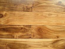 Wood Flooring Type Small Leaf Acasia Wood Flooring