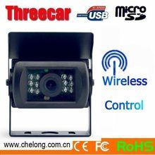 2014 Wireless control Color CMOS sensor 12pcs IR best price original car reversing camera