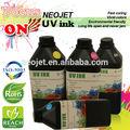 Qc080000 certificado! Uv de alta calidad de la pantalla de impresión de tinta para el pvc