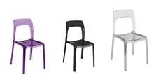 Modern Leisure Acrylic Chair Clear Plastic Chair