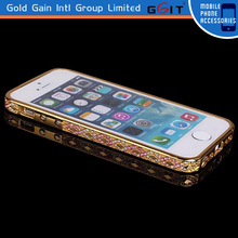 Diamond Bumper for iPhone 5s, Smart Phone Case Bumpers for Apple for iPhone 5s
