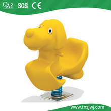 2014 New arrival small kids used animal shape spring rocking riders