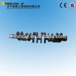 weichai diesel engine parts crankshaft 61500020071