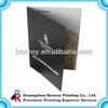 wholesale beauty high quality luxury custom sample brochures printing