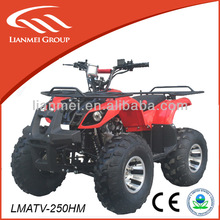 gas powered 250cc dune buggy with loncin/lifan engine by electric starter for adults sales very hot