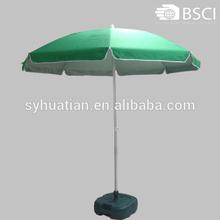 """38"""" raggio grande scoperta professionale ombrellone in alluminio ombrellone telaio"""