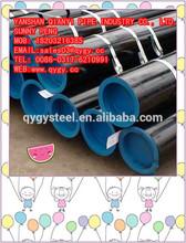 API 5L X42,X46,X52,X56,X60,X65,X70 steel pipe/oil and gas line pipe/tube
