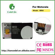 gb t18287-2000 mobile phone battery 710mAh BR50 Battery For Motorola V3I/V3E/V3M