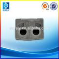 de precisión de la electroforesis de aluminio de fundición de material