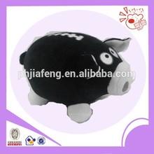 pig type plush toy/hog stuffed toy/2014 popular animal type soft toy