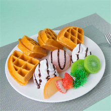Resin customed hot china products wholesale decorative fake food