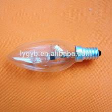 E14 230V C30 GLS halogen bulb