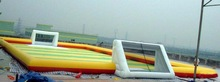 inflatable soap soccer field, inflatable water soccer field, inflatable soccer arena