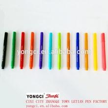 CiXi LeTian Hot Sales Washable Color Pen 2138-SX