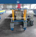 Gutter máquina perfiladeira/usado máquina sarjeta/sarjeta máquina de fazer