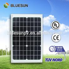 2014 alibaba top seller tuv certificate poly 15 watt solar panel