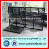 ce certified high quality portable galvanis fence