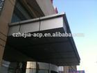 exterior wall panel/aluminium composite panel/acp