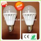 high lumen warm white ningbo 10w 220 volt e27 hb led electronic part