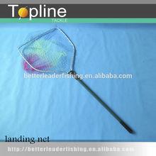 aluminium telescopic nylon carp fishing landing net