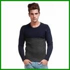 Hot sale in fashion viscose nylon sweater