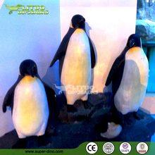 Fiberglass Life Size Penguin Statue