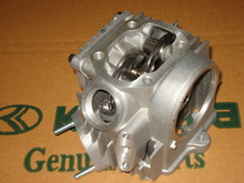 Bore Cylinder Head assy 38mm 50cc 110cc Kazuma Meerkat Kids ATV Quad For motorcycle utv
