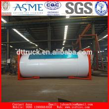48000L volume 40ft LPG tank container