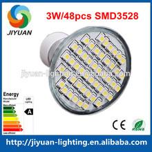 Energy conservation high light efficiency 3w led spot lamp warranty