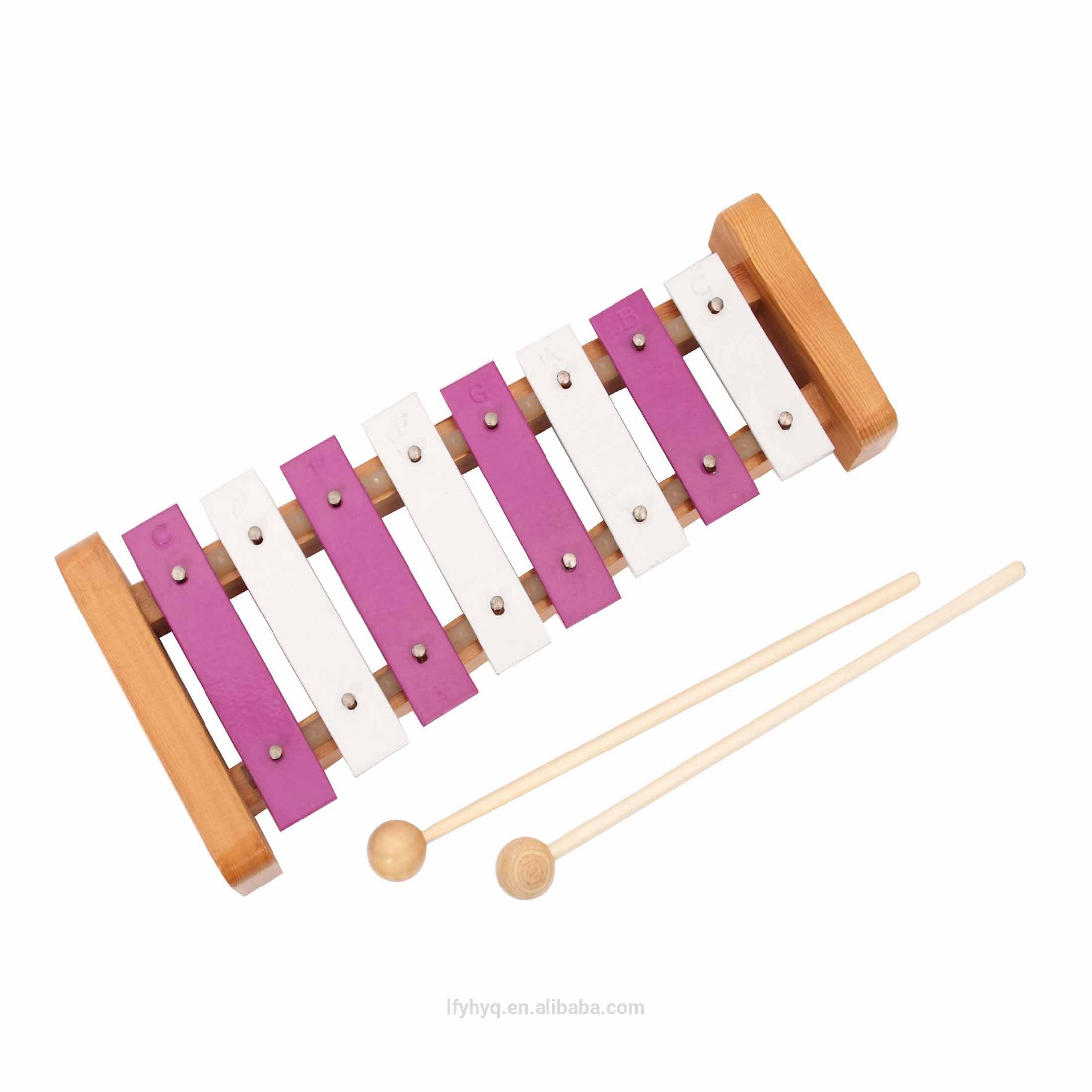 Wood Toys Australia Wood Xylophone Baby Toy