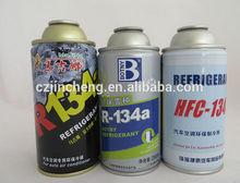 refrigeration can aerosol gas can R134a High pressure