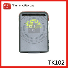 Mobile Number GPS Tracker Easily Install With Big Enough Hole And Magnet Back Cover TK102 Thinkrace