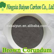 Abrasive grade Brown Corundum/Aluminum Oxide