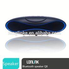 for multimedia wireless bluetooth speaker retro style