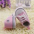 transporte livre baby tênis infantil meninas primeiro caminhantes soft sola de sapatos de lona
