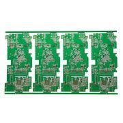 4-layer Mobile Phone Mainboard BGA PCB