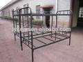 stahl etagenbett moderne möbel platzsparend