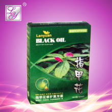 Lanyuan factory supply Not stick the scalp henna safe hair color