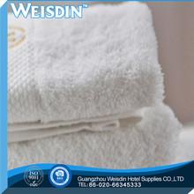 hotel wholesale 100% cotton makeup face towel