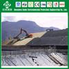 Imperviou Geomembrane of HDPE/LLDPE/LDPE/PVC/EVA material;Waterproofing coal mining geomembrane