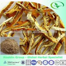 High quality 100% pure chinese herb dried orange peel/Tangerine Peel P.E./ Citrus reticulata P.E.